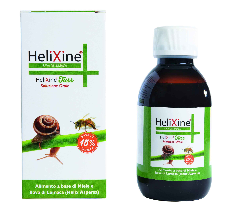 HeliXine Tuss, il veloce rimedio della lumaca contro la tosse