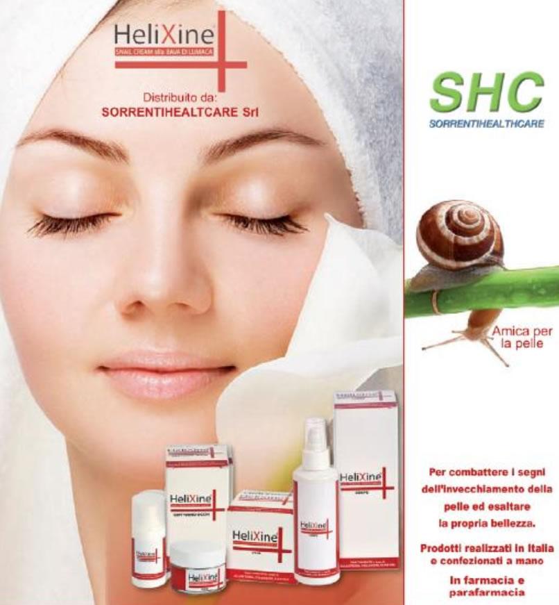 Grande risalto sul periodico Bellezza in Farmacia
